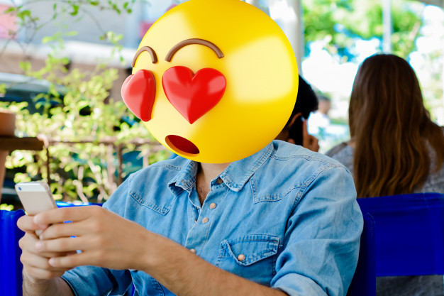 Imagem para ilustrar o texto sobre Quando e por quê usar emojis nas redes sociais (3)